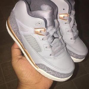 Baby Jordan shoes size 10c